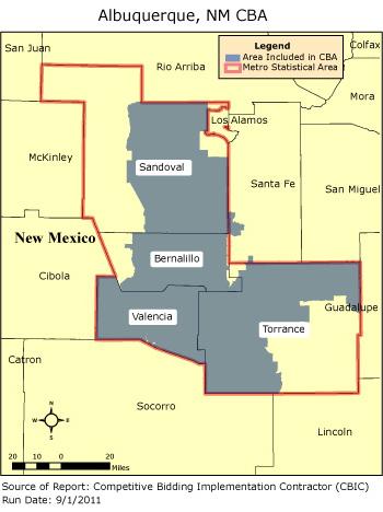 Zip Code Map City Of Albuquerque