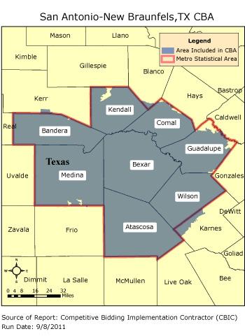 CBIC - San Antonio-New Braunfels, TX