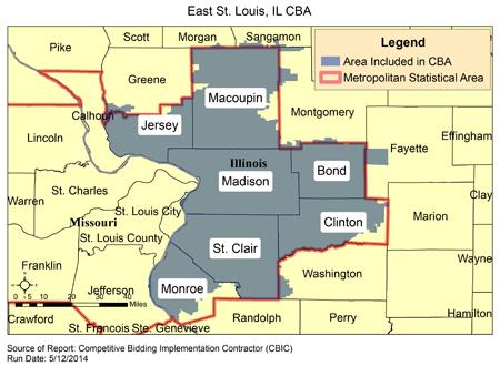 CBIC - East St. Louis, IL